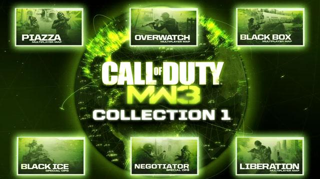 Call of Duty MW3 Collection 1 Launch Trailer