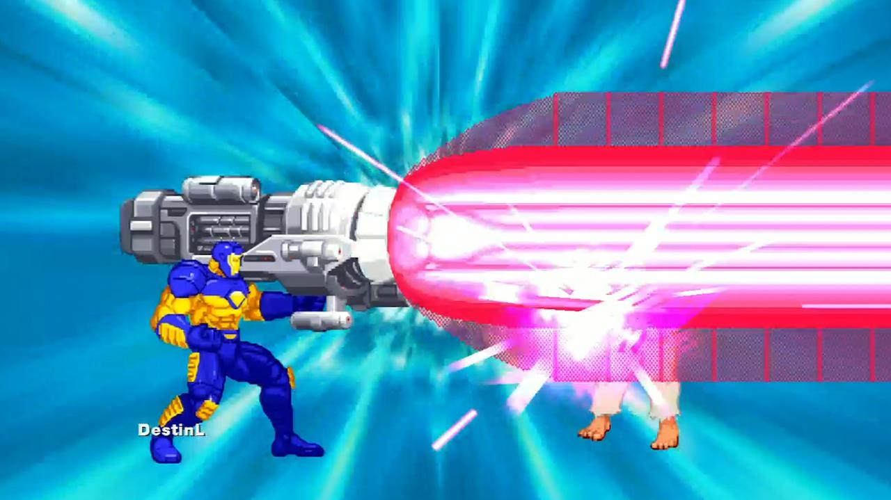 70 Proton Cannon (Marvel vs. Capcom) - IGN's Top 100 Video Game Weapons