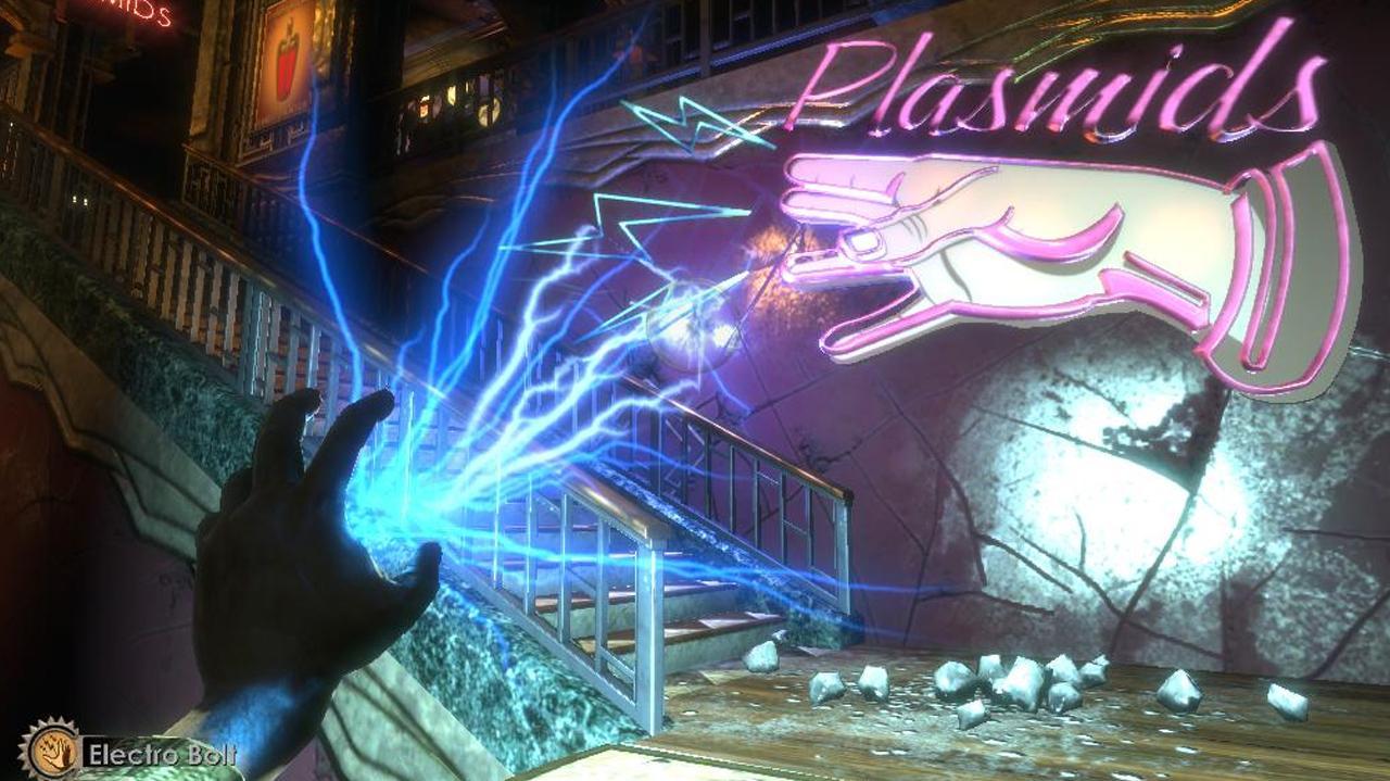 25 Plasmids (BioShock) - IGN's Top 100 Video Game Weapons