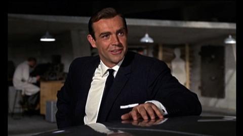 Goldfinger Bond 50 (1964) - Clip I Never Joke About My Work