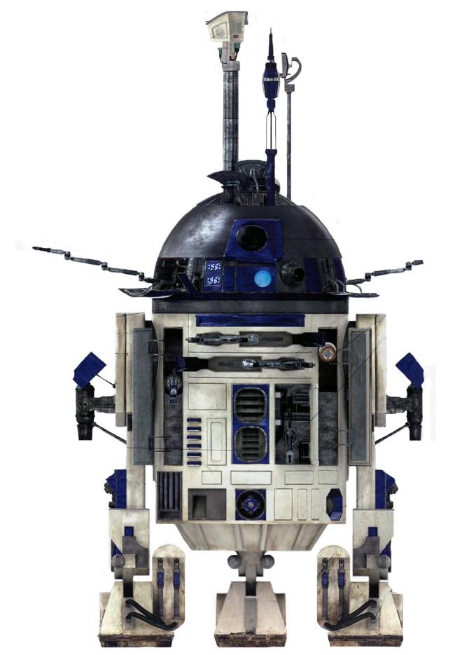 R2-D2 — Вукипедия, энциклопедия