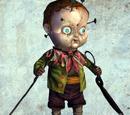 Lalka-Chłopiec