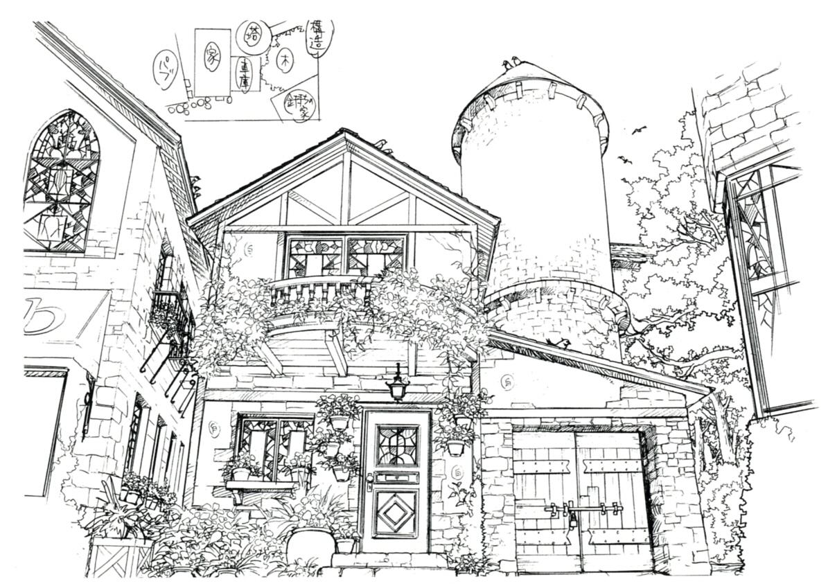 Image winhill ff8 art the final fantasy wiki for Final fantasy 8 architecture