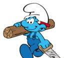 The Smurfs film series characters