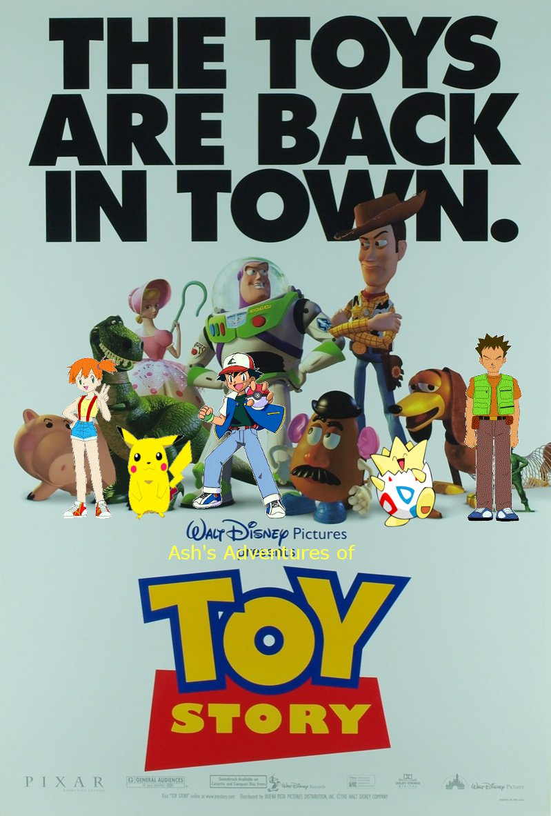 Ash's Adventures of Toy Story - Pooh's Adventures Wiki