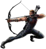 Hawkeye/Boss - Marvel:...