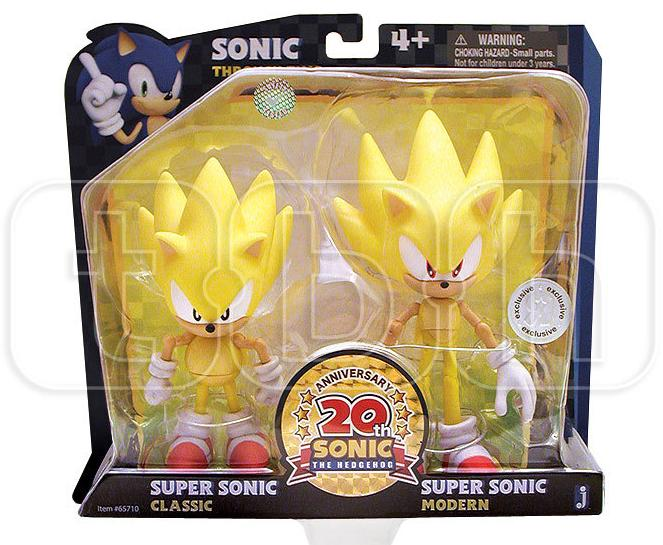 FileJazwares Classic and Super Sonic And Super Shadow And Super Silver Toys