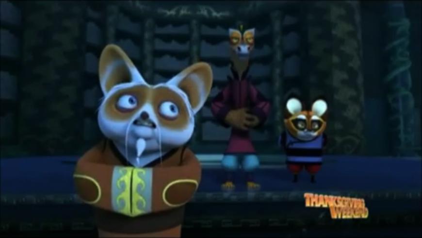Kung fu panda master junjie - photo#15
