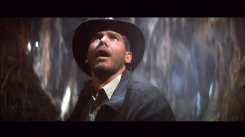 Indiana Jones and the Raiders of the Lost Ark The Complete Adventures Blu-Ray (1981) - Clip The Rolling Boulder