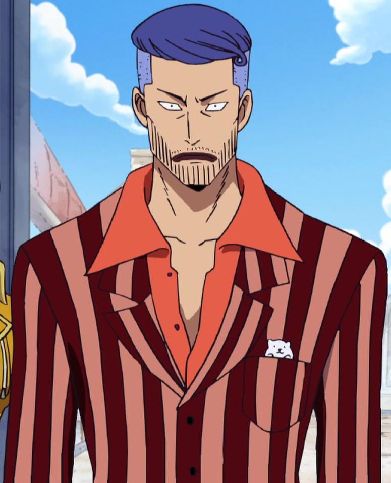 Iceburg - The One Piece Wiki