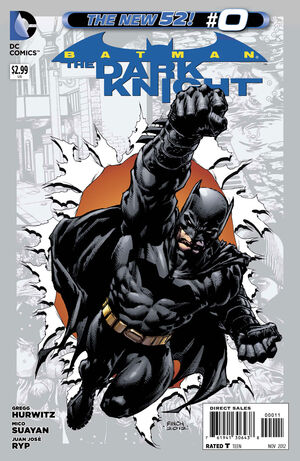 [DC Comics] Batman: discusión general 300px-Batman_The_Dark_Knight_Vol_2_0