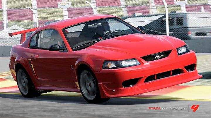2000 Mustang Cobra R Forza Motorsport 4 Wiki