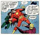 Superman Family members