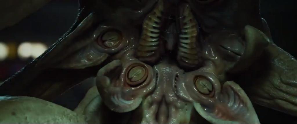 Trilobite weyland yutani corporation wiki for Prometheus xenomorph mural