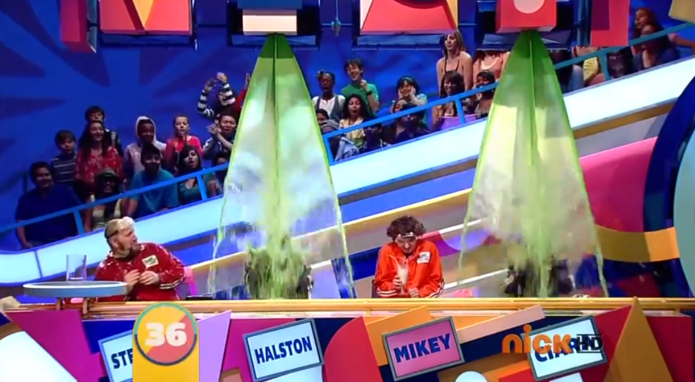 Slime - Nickipedia - All about Nickelodeon and its many productions