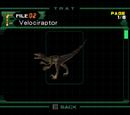 Archivos de Dino Crisis 2