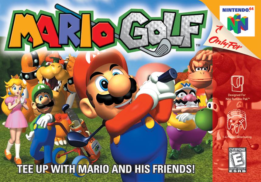 boy color mario golf nintendo 64 edit talk mario golf