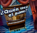¿Quién toca el piano?