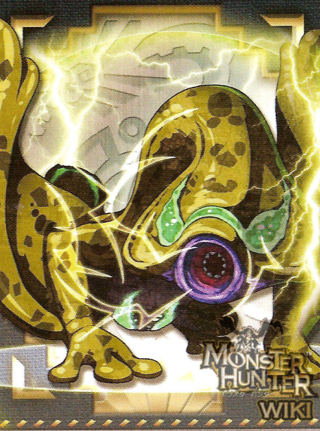 baleful gigginox - monster hunter wiki