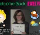 Welcome Back Evelyn!