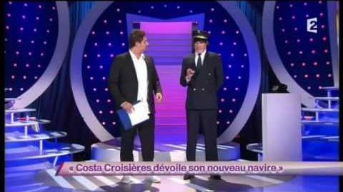 Costa Croisières dévoile son nouveau navire