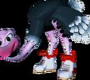 Expresso the Ostrich