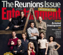 Images from 2012 Entertainment Weekly Reunion Cover