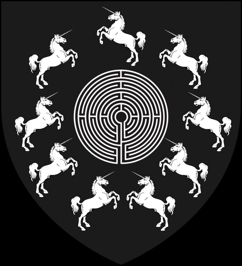 Reyes y nobles de las Marcas Casa_Rogers