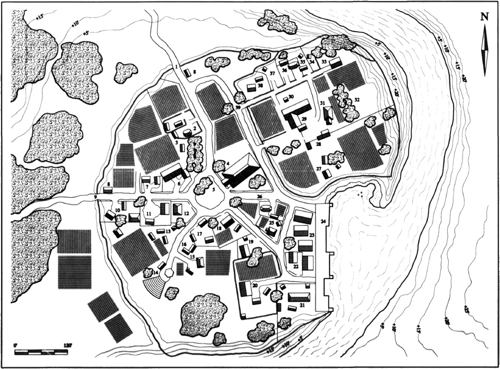 Map of Dale  forumscubicle7couk