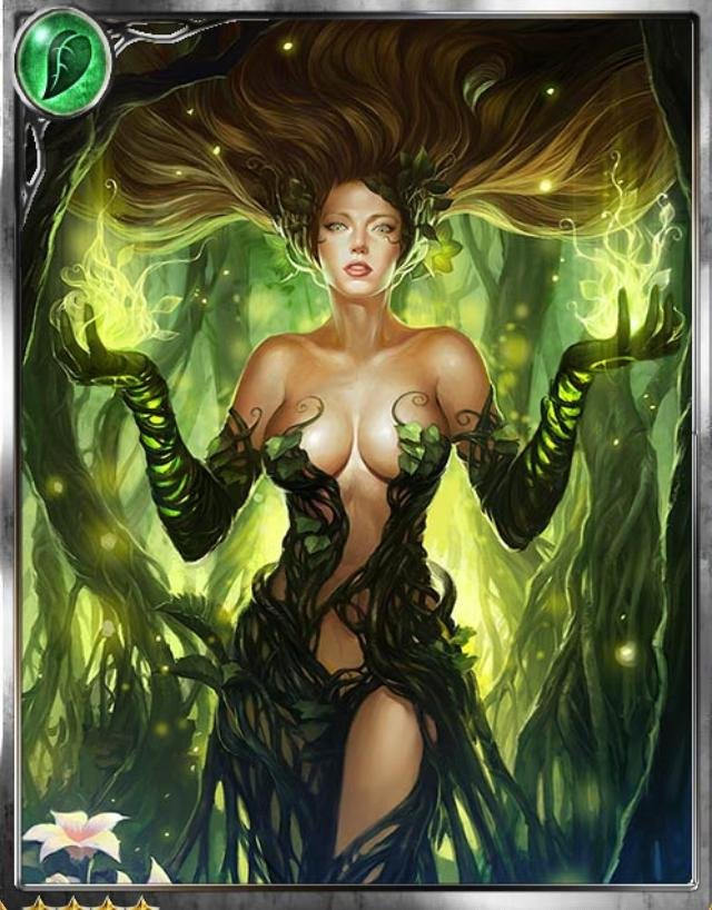 Shriek) Verdant Mandrake Nymph - Legend of the Cryptids Wiki: legendofthecryptids.wikia.com/wiki/(Shriek)_Verdant_Mandrake_Nymph