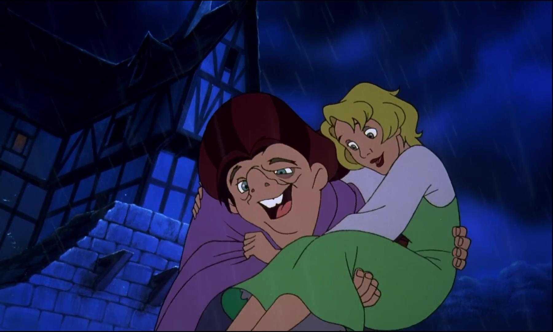 Quasimodo And Madellaine Fa la la la Fal...
