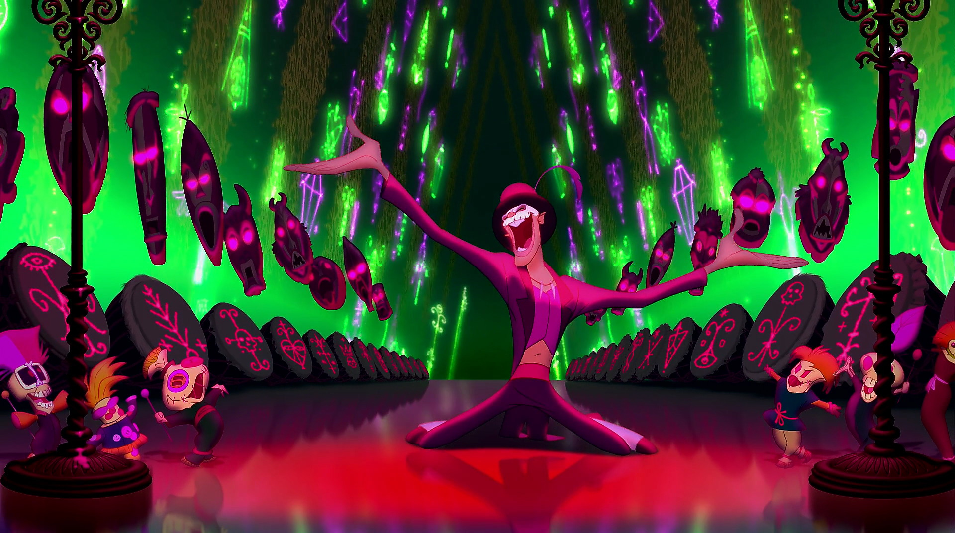 the princess and the frog rewriting jazz age history and culture