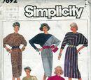 Simplicity 7692 A