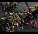 Resident Evil 6 creatures