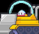 Bulldozer snowball
