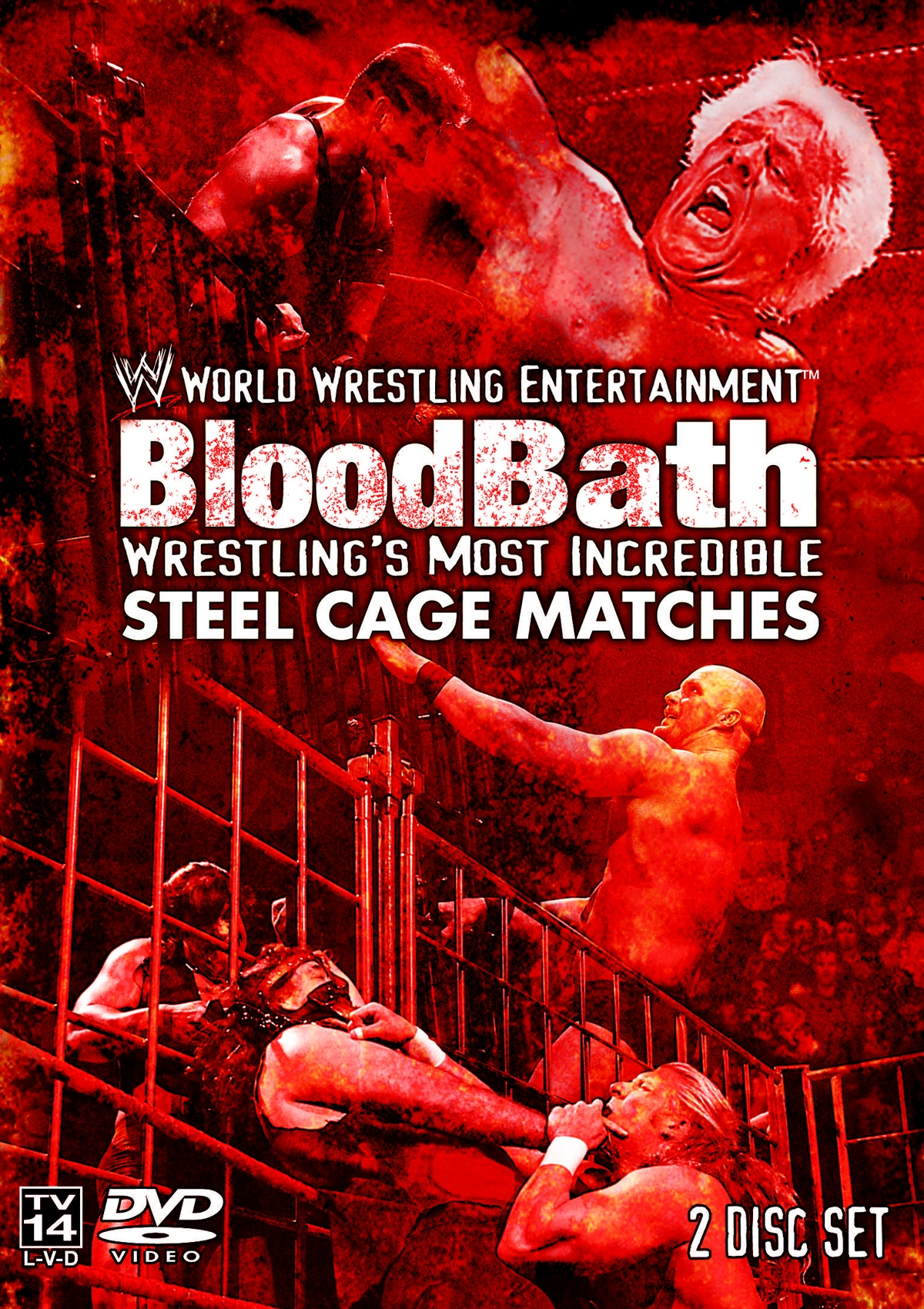 bloodbath wrestlings most incredible steel cage matches