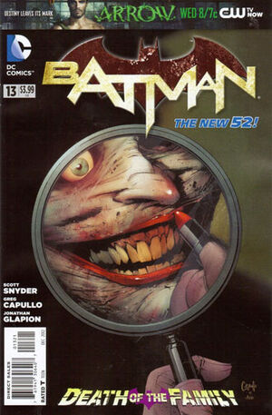 [DC Comics] Batman: discusión general 300px-Batman_Vol_2_13