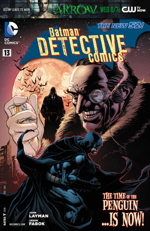 [DC Comics] Batman: discusión general 300px-Detective_Comics_Vol_2_13