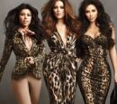 Kim, Kourtney, Khloe Kardashian - The Kardashian Collection