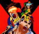 X-Men vs. Street Fighter Images