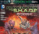 Frankenstein, Agent of S.H.A.D.E. Vol 1 13