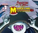 Hora de Aventura: Marceline y las Reinas del Grito Número 3