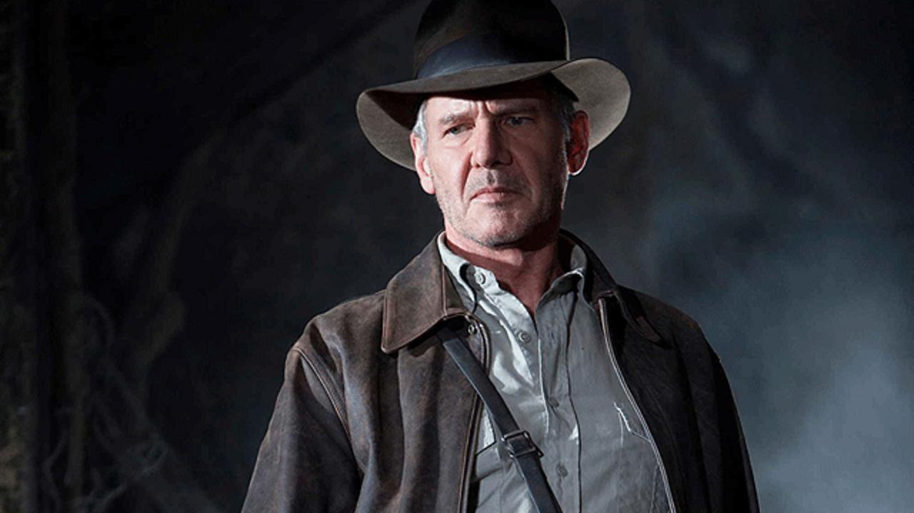 What's Up With Indy V, Harrison Ford?
