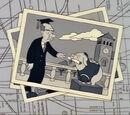 Homer an der Uni
