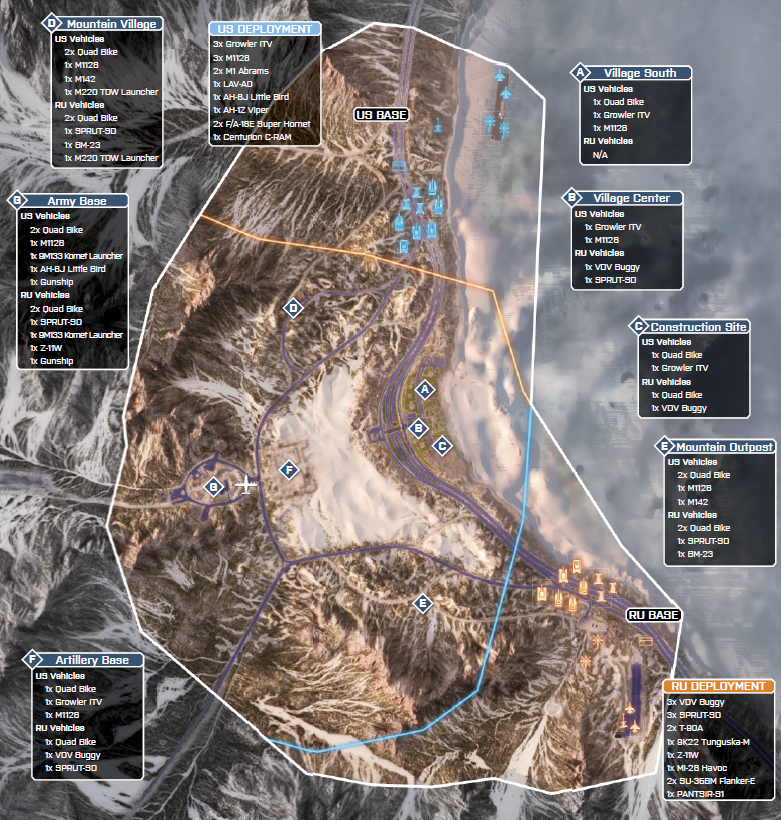 FPS Level Design - LevelCap Bashes BF4 Map Design : Games
