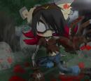 Karen 'Fang' Kurtalos the Undead Hedgehog