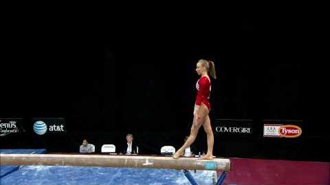 Videos:Nastia Liukin - Gymnastics Wiki Nastia Liukin Facts