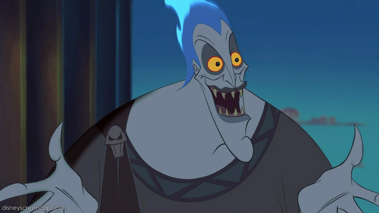disney clipart- hades - photo #49