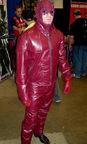 Daredevil Reboot Costume Image - Daredevil costume
