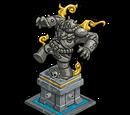 Gantas Statue